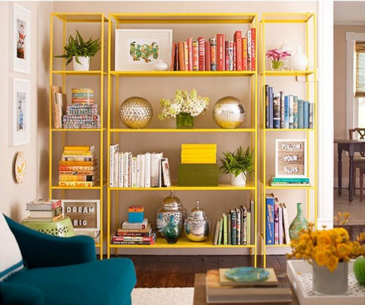 5 Ways To Revamp Your Bookcase