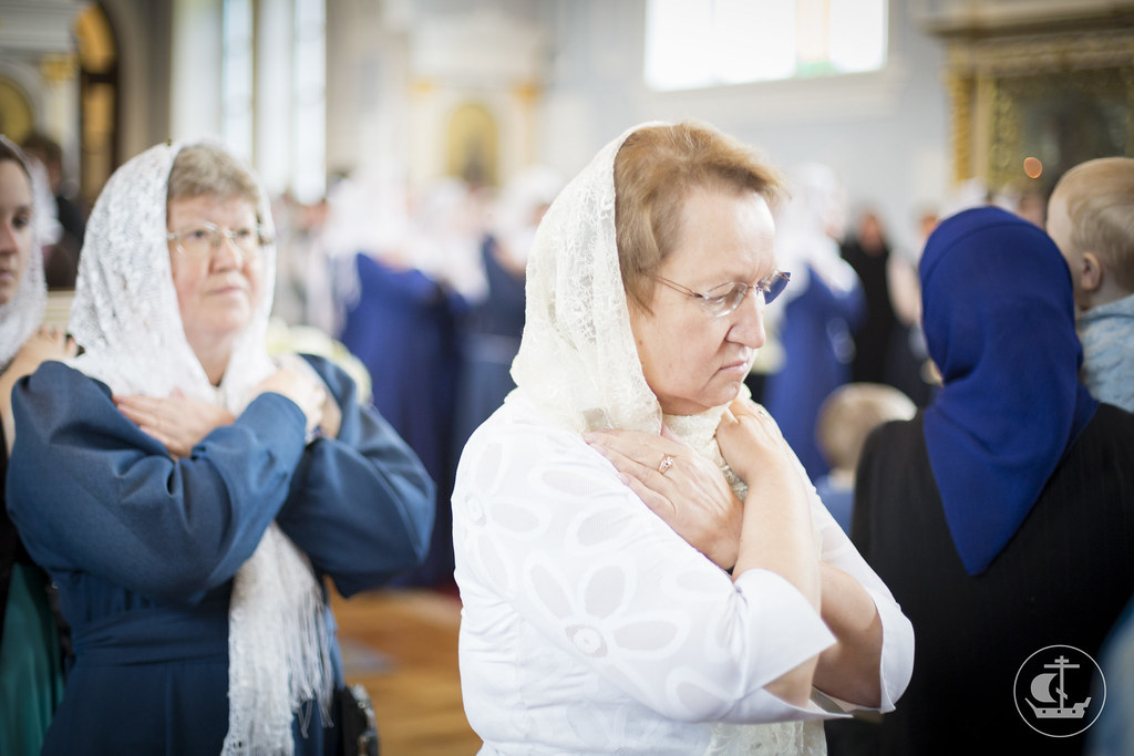 31 августа 2014, Литургия в Неделю 12-ю по Пятидесятнице / 31 August 2014, Divine Liturgy on the 12th Sunday after Pentecost