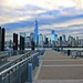 View From Paulus Hook Ferry Slips Jersey City NJ by pmarella