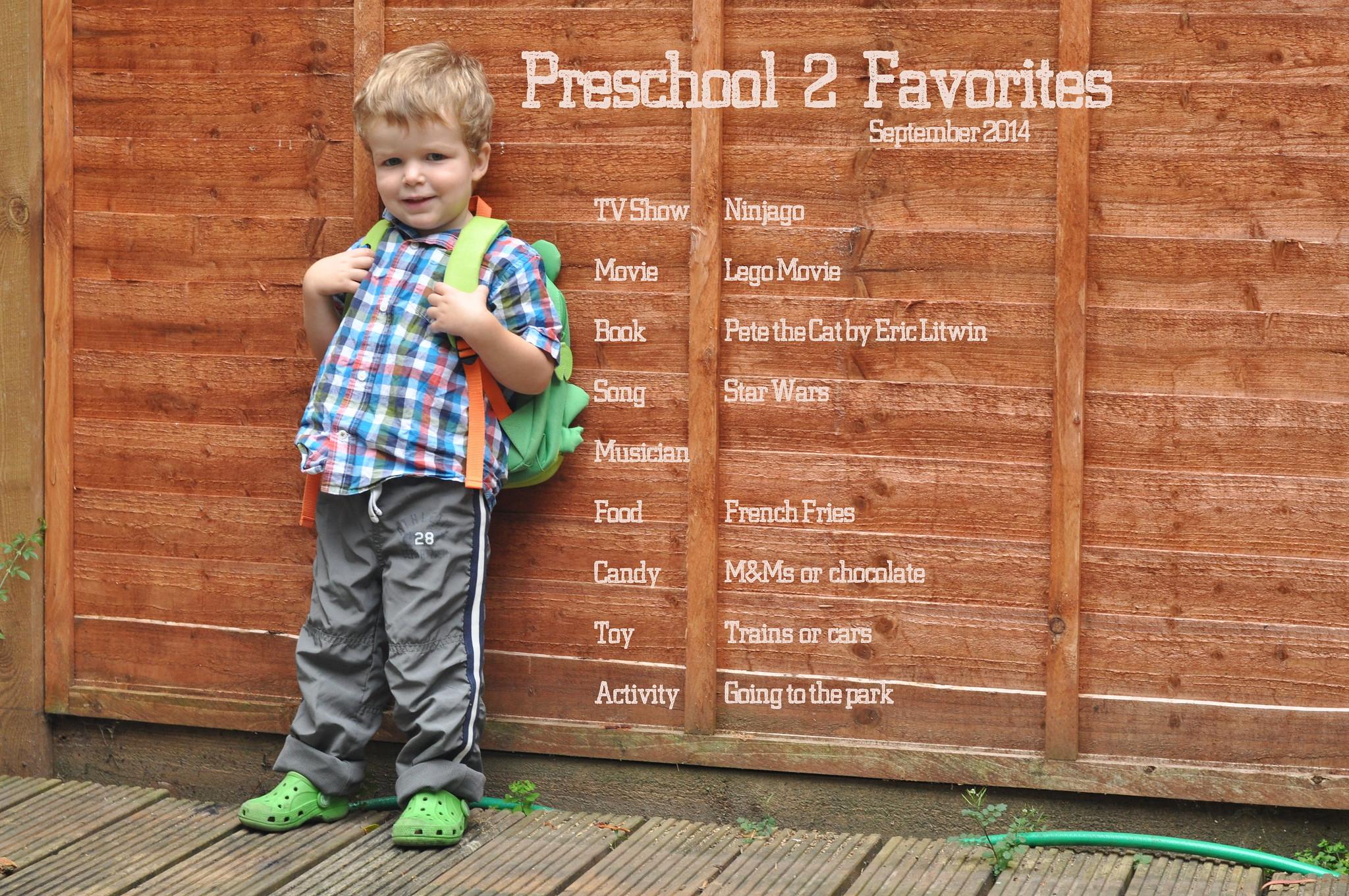 Reid - Preschool 2