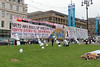 George Square banner