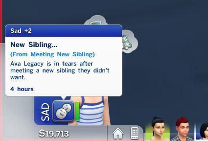 how to get rid of unwanted babies on sims 4