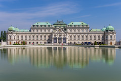 Upper Belvedere Palace