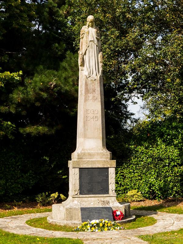 Broadstone War Memorial