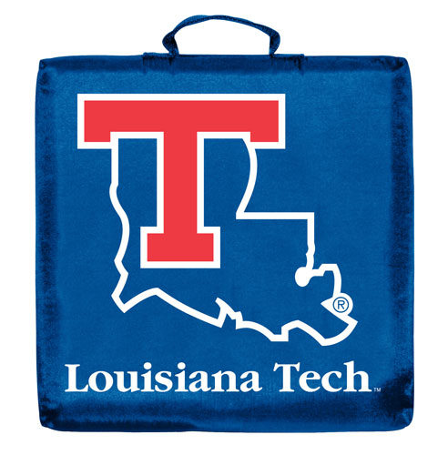 Louisiana Tech Bulldogs Stadium Cushion