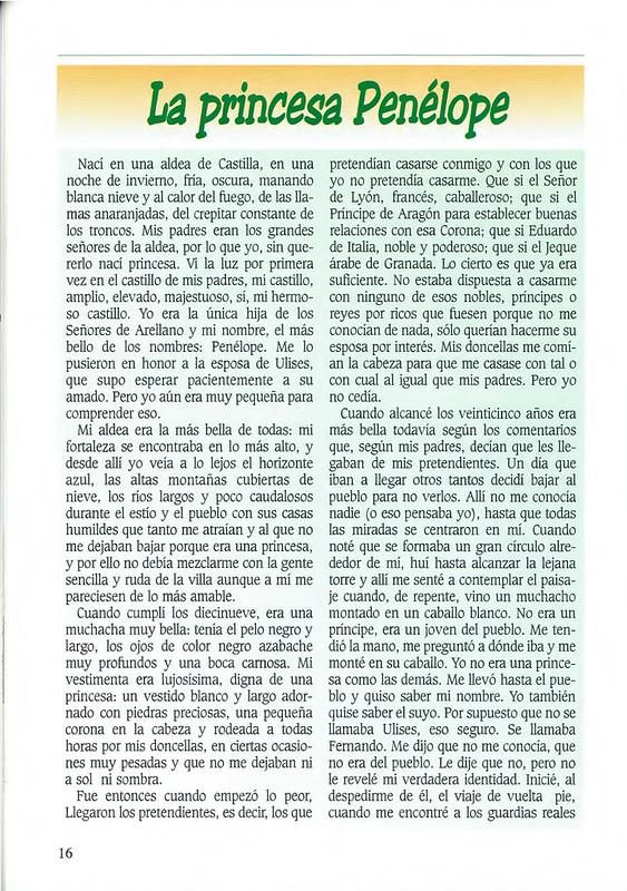 Programa Fiestas de San Lorenzo Año 2002