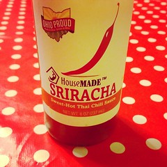 Enjoying your #sriracha, hello from Seville (Spain) @leonaleelady!