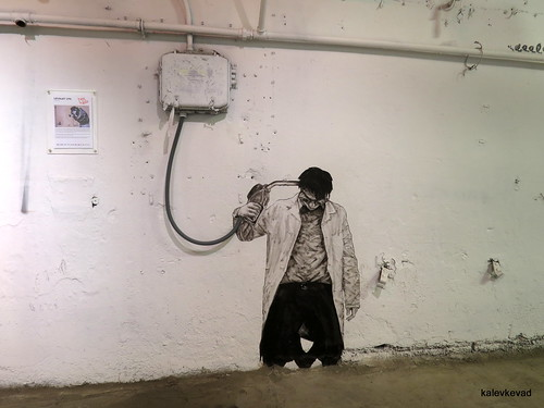 Work by Levalet