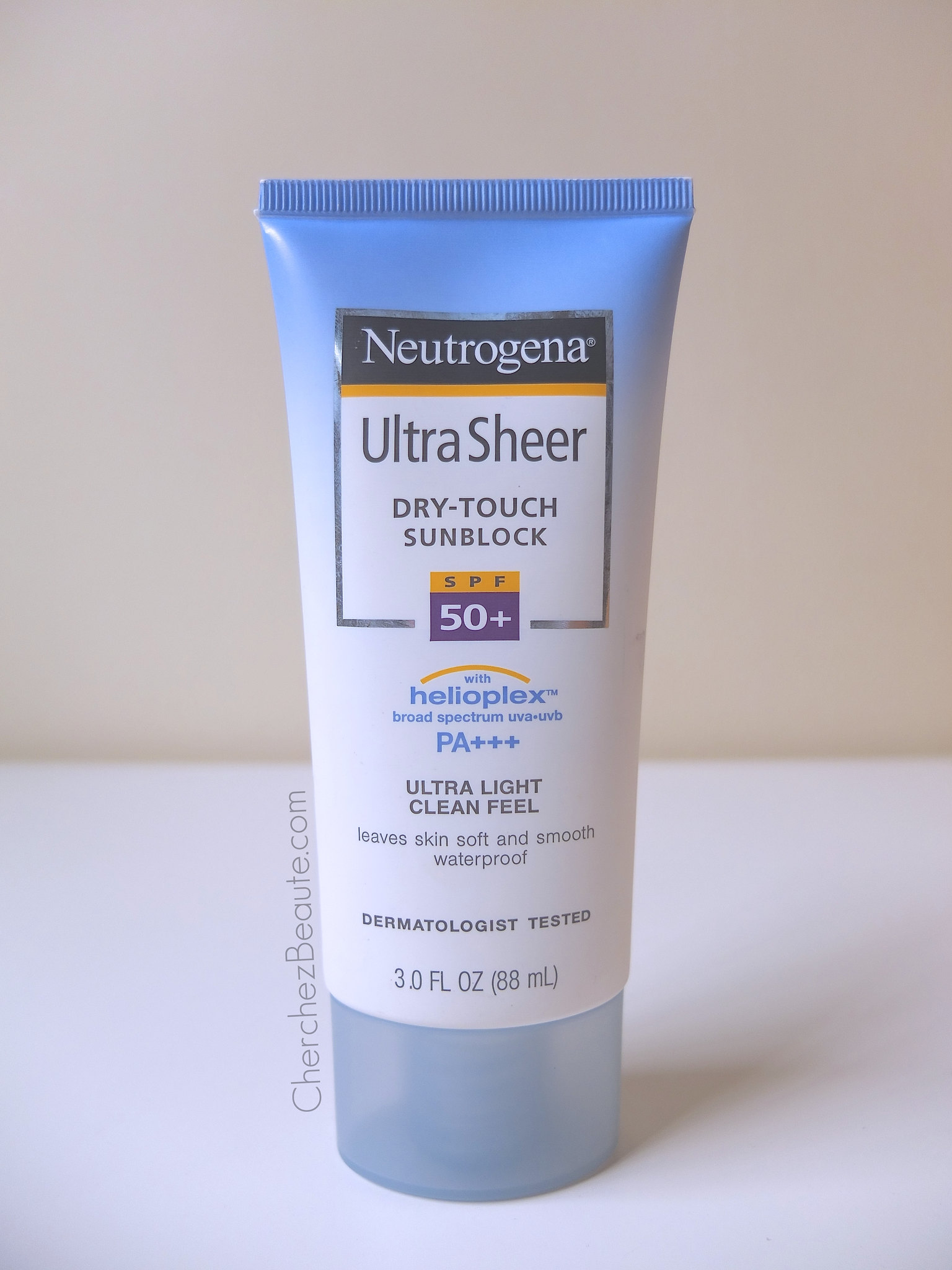 Neutrogena Ultra Sheer Dry-Touch Sunblock SPF50+ PA+++