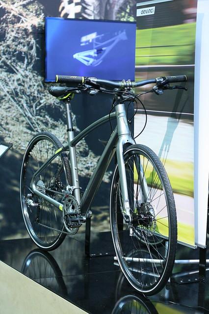 devinci newton rc bikecommuters.com interbike 2014