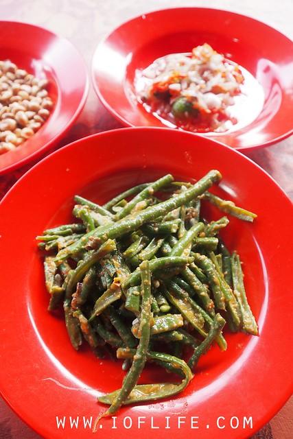 Sayuran lesehan mertha sari