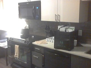 I have a kitchen