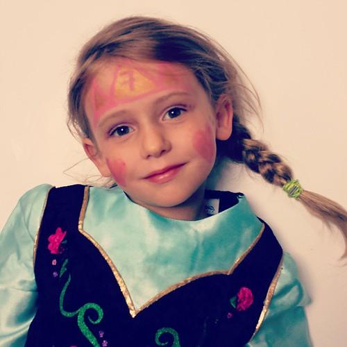 Prinses Janne wordt 7 vandaag!