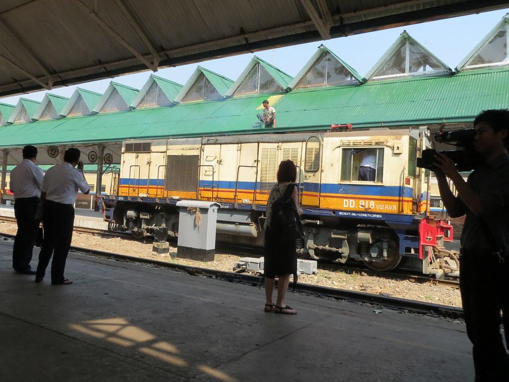 Bangkok ja Yangon 688