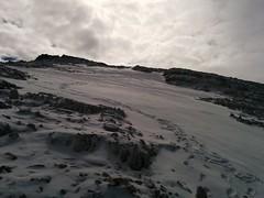 Gipfelanstieg Hochbrunner Schneid 3.046 m