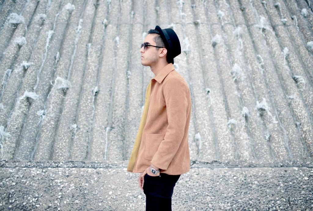 Street Style Jorge Corona por Izael