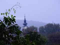 Templom az esőben 1