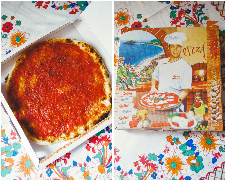 Barbaroux Pizza Turin