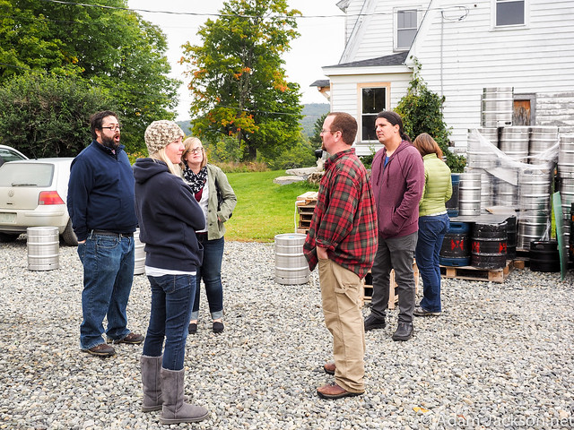 Hill Farmstead Zwanze Day 2014