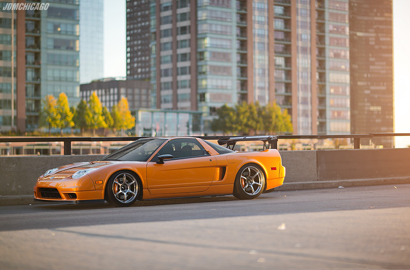 NSX 2014 Shoot