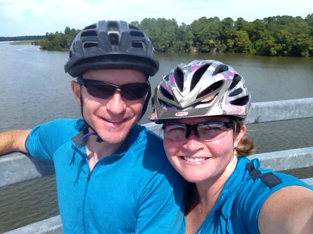 VA Capitol Trail Ride 9.21.14