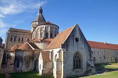 2016-10-24 10-30 Burgund 638 La-Charité-sur-Loire, Notre-Dame de La Charité