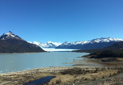 El Calafate: en route vers le glacier Perito Moreno