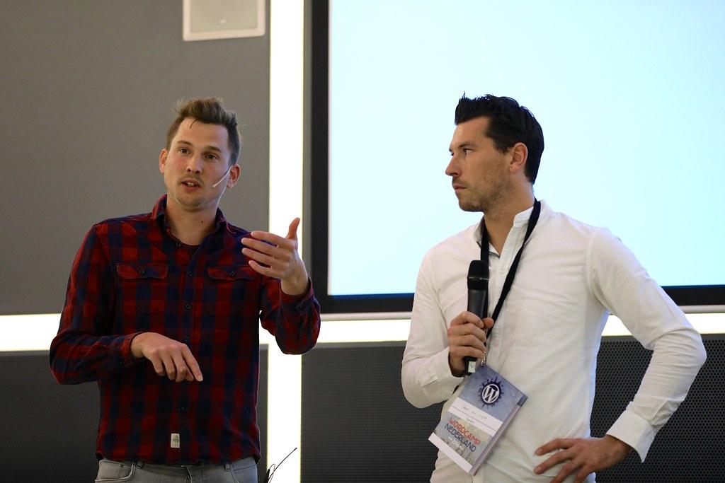 WordCamp NL 2016 day 2