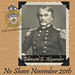 No Shave November 2016-Edmund Alexander by Old Guard History