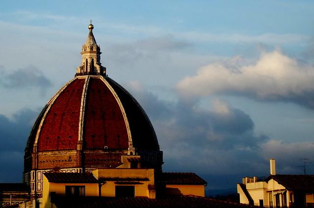 La Cupola del Brunelleschi, Fujifilm FinePix S2980