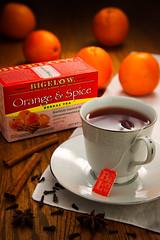 Tea #2 - Bigelow Orange & Spice