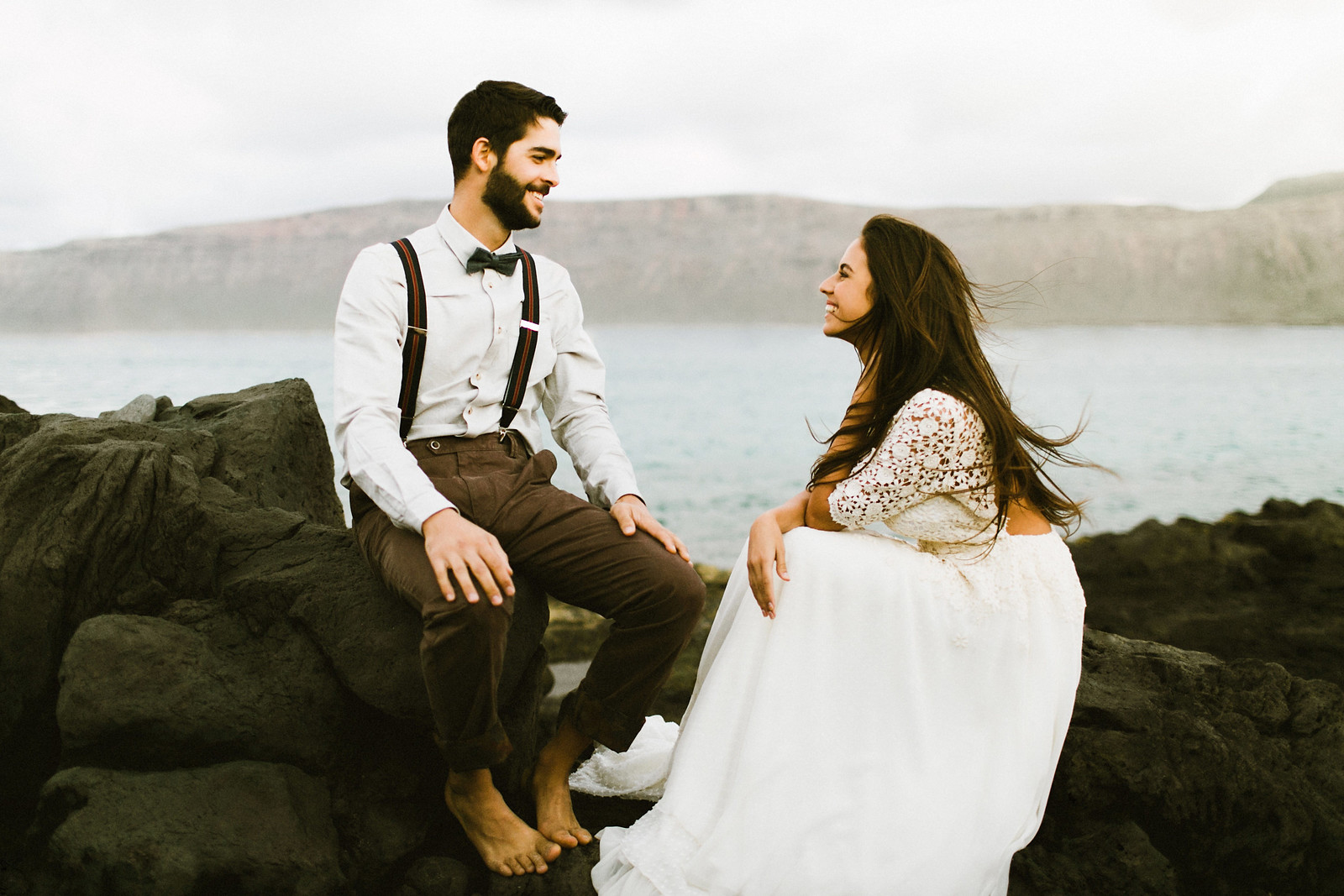 La Graciosa / Canary Islands / Couple Shoot