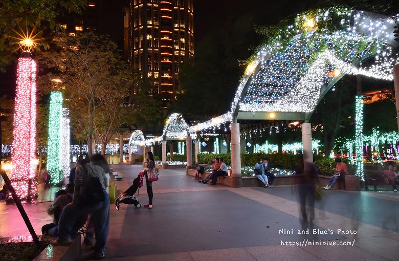 2016新北市耶誕城板橋車站景點24