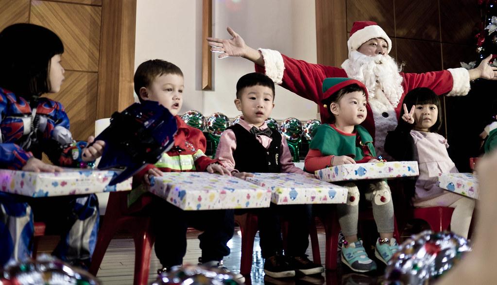 Peace, Santa