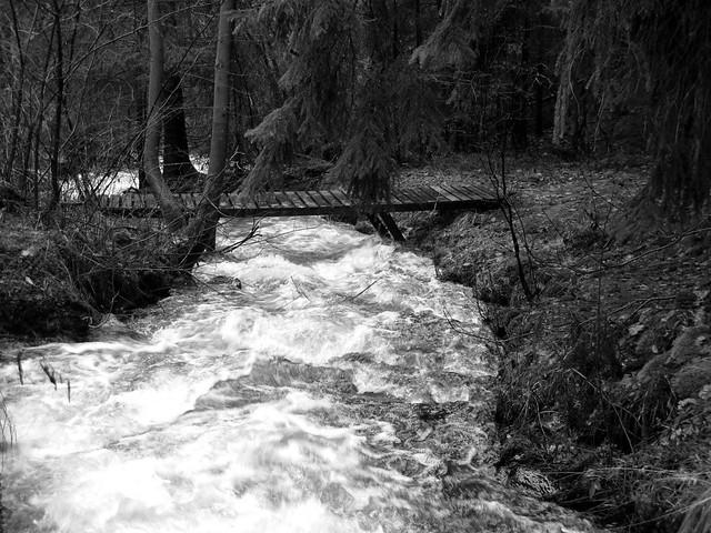 Stream between Stora M, Canon POWERSHOT G9