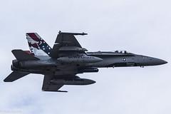 F/A-18A Hornet VMFA-115 Silver Eagles VE-201
