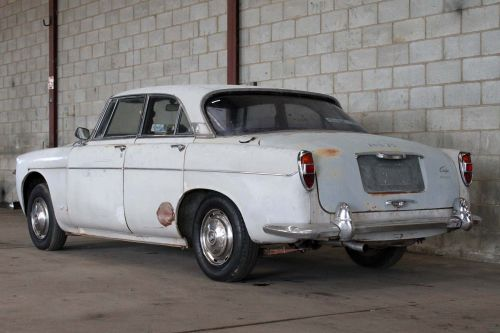 Rover P5 MKII Coupe