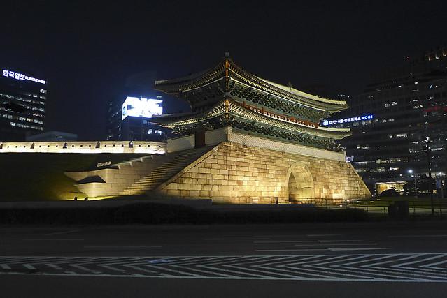 Photo:Korea-Seoul-Namdaemun(南大門)-P1210574 By mmmmngai@rogers.com