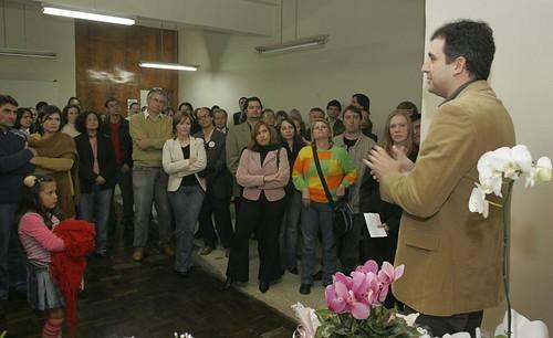 """Posse da Gestão """"Saindo da Retranca"""" (2006)"""