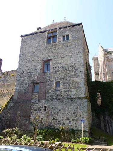 078 La tour de la Maîtrise, Fécamp