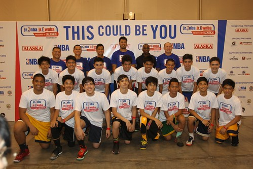 Alaska Junior NBA 2014