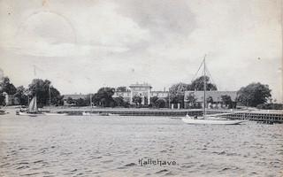 Kallehave / Kalvehave - Denmark / Danmark  (1909)