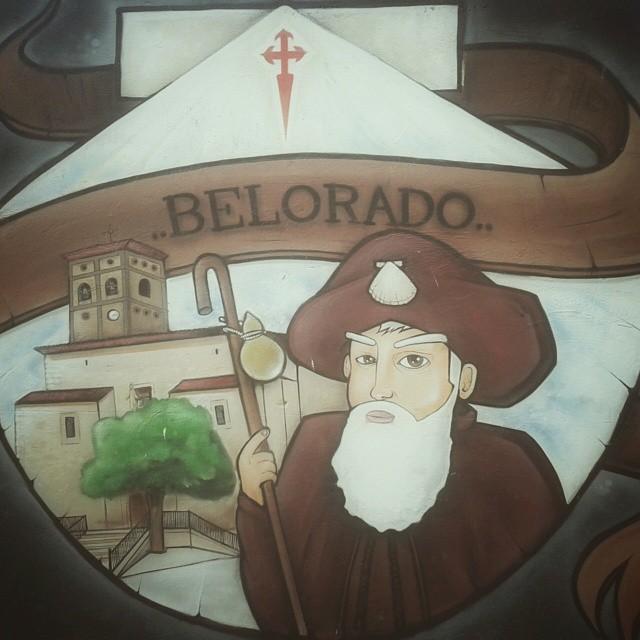Belorado, Camino de Santiago