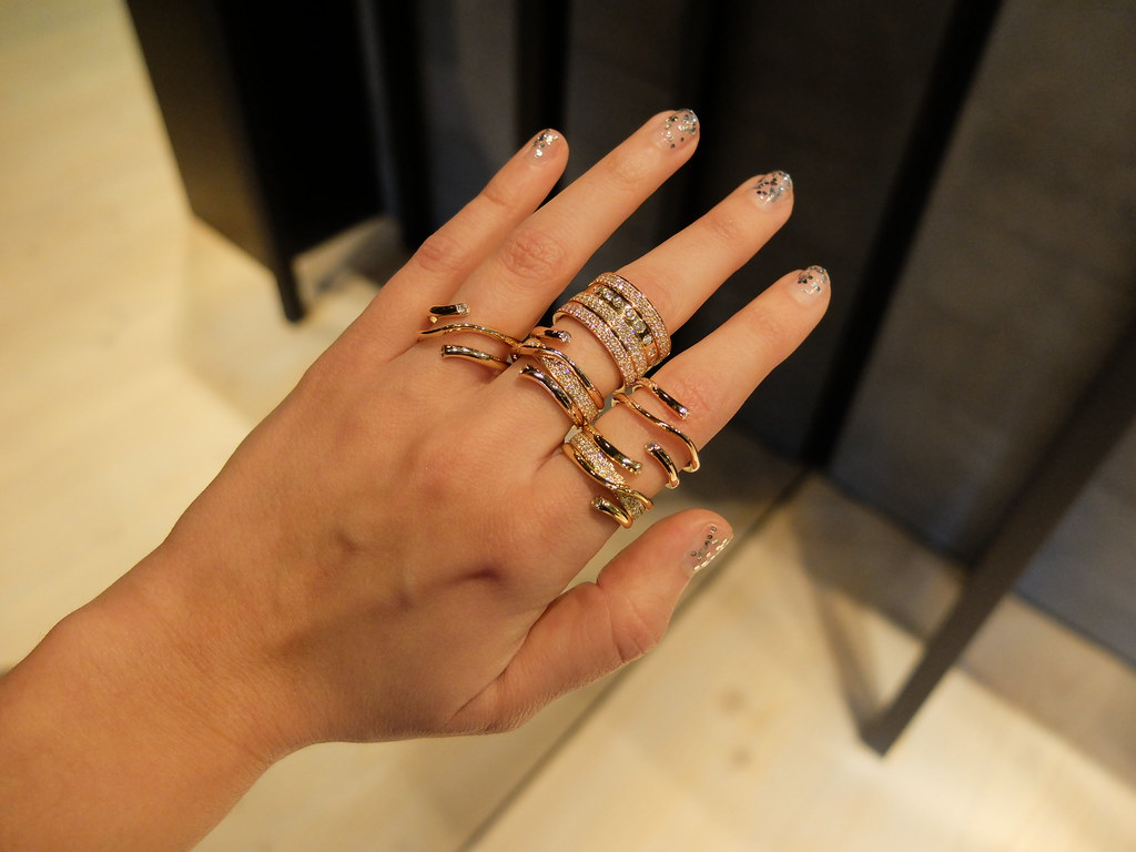 Gem Gossip Visits Georg Jensen in London LoveGold Gem Gossip