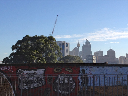 Redfern City skyline