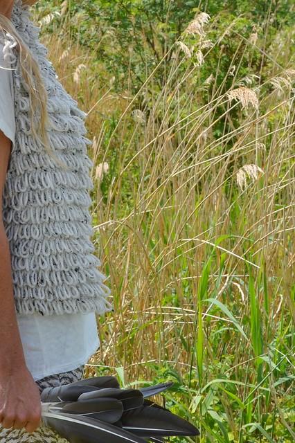wood & wooly cardigan