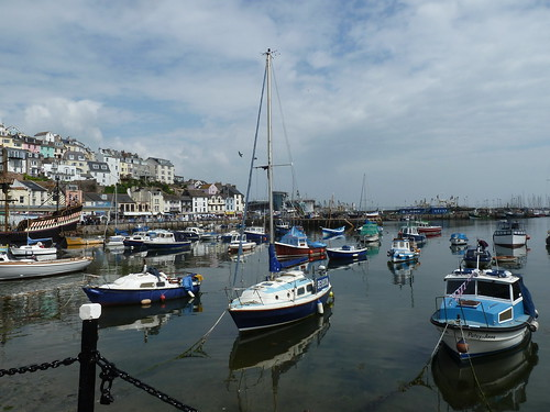 Brixham and start of summer 14 160