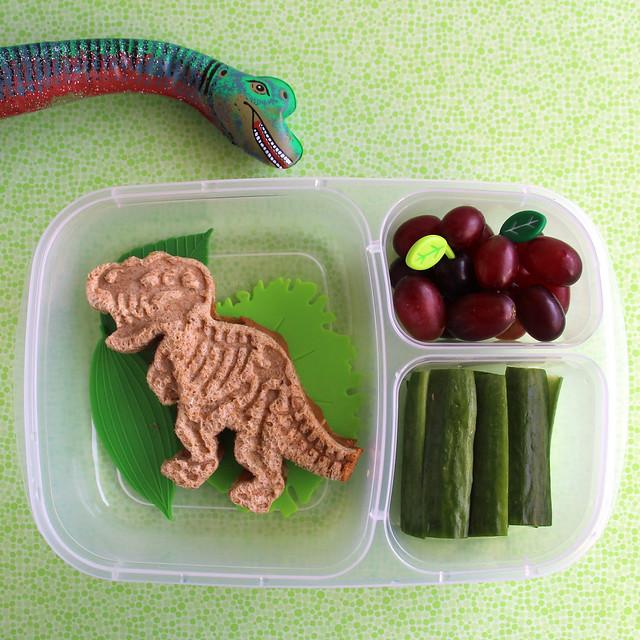 Preschool Dino Bento #649