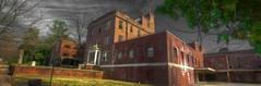 Abandoned Old Davis Hospital