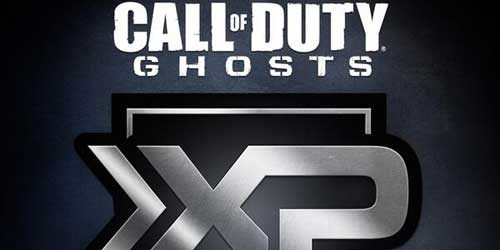 Call of Ghosts double XP weekend starts May 30 to June 2nd